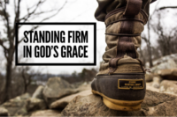 Standing Firm in God's Grace - 1 Peter 5:12